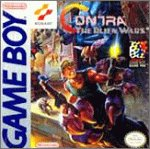 Contra: Alien Wars Game Boy