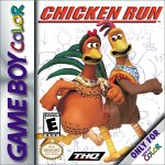 Chicken Run Game Boy