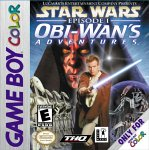Star Wars: Episode 1 - Obi-Wan's Adventures Game Boy