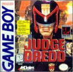 Judge Dredd Game Boy
