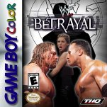 WWF Betrayal Game Boy