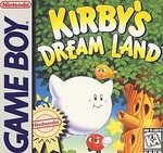 Kirby's Dreamland Game Boy