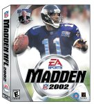 Madden NFL 2002 for PC last updated Oct 05, 2001