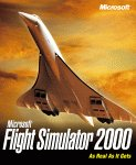 Microsoft Flight Simulator 2000 PC