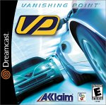 Vanishing Point Dreamcast
