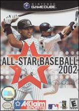 All-Star Baseball 2002 GameCube