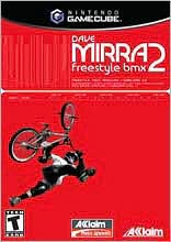 Dave Mirra Freestyle BMX 2 for GameCube last updated Jan 23, 2008