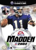 Madden NFL 2002 for GameCube last updated Sep 23, 2002