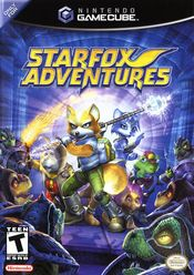 Star Fox Adventures: Dinosaur Planet GameCube