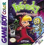 Wendy: Every Witch Way Game Boy