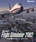Microsoft Flight Simulator 2002 Professional for PC last updated May 15, 2002