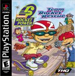 Rocket Power: Team Rocket Rescue PSX