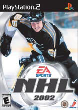 NHL 2002 for PlayStation 2 last updated Jun 27, 2002