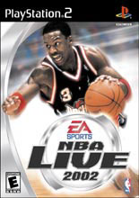NBA Live 2002 for PlayStation 2 last updated Jul 31, 2002