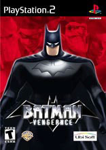 Batman Vengeance for PlayStation 2 last updated May 08, 2003