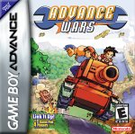 Advance Wars for Game Boy Advance last updated Sep 12, 2009
