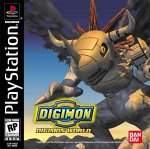 Digimon World for PlayStation last updated Jun 20, 2009
