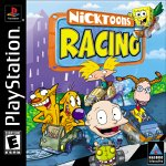 Nicktoons Racing PSX