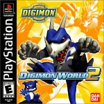 Digimon World 2 for PlayStation last updated Jan 13, 2009
