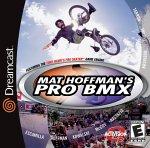 Mat Hoffman's Pro BMX for Dreamcast last updated Aug 10, 2002