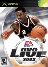 NBA Live 2002 for Xbox last updated Jul 15, 2002