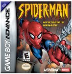 Spider-Man: Mysterio's Menace for Game Boy Advance last updated Aug 24, 2002
