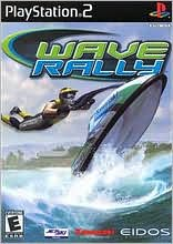 Wave Rally PS2