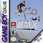 MTV Sports: TJ Lavin's Ultimate BMX Game Boy