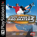 Tony Hawk's Pro Skater 3 for PlayStation last updated Jul 06, 2009