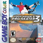 Tony Hawk's Pro Skater 3 Game Boy