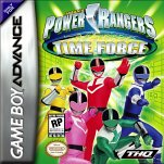 Power Rangers: Time Force GBA