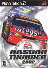 NASCAR Thunder 2002 for PlayStation 2 last updated Dec 15, 2007