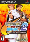 Capcom vs. SNK 2: Mark of the Millennium PS2