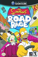 Simpsons, The: Road Rage for GameCube last updated Feb 13, 2009