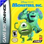 Monsters, Inc. GBA