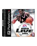 NBA Live 2002 for PlayStation last updated Jul 05, 2002