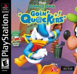 Donald Duck: Goin' Quackers PSX
