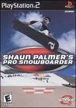 Shaun Palmer's Pro Snowboarder for PlayStation 2 last updated Dec 15, 2007
