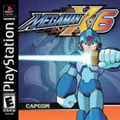 Megaman X6 for PlayStation last updated Feb 19, 2006