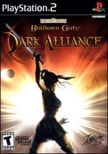 Baldur's Gate: Dark Alliance PS2