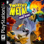 Twisted Metal: Small Brawl PSX