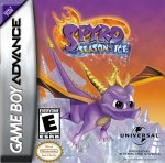 Spyro: Season Of Ice GBA