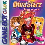 Diva Starz Game Boy