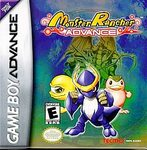 Monster Rancher Advance GBA