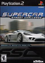Supercar: Street Challenge PS2