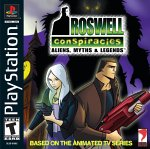 Roswell Conspiracies: Aliens Myths & Legends PSX