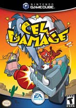 Cel Damage GameCube