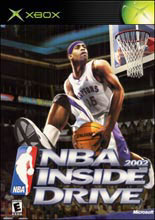 NBA Inside Drive 2002 for Xbox last updated Jan 30, 2004