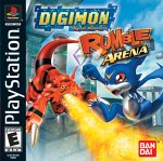 Digimon Rumble Arena for PlayStation last updated Jul 13, 2002