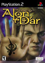 The Legend Of Alon D'ar PS2